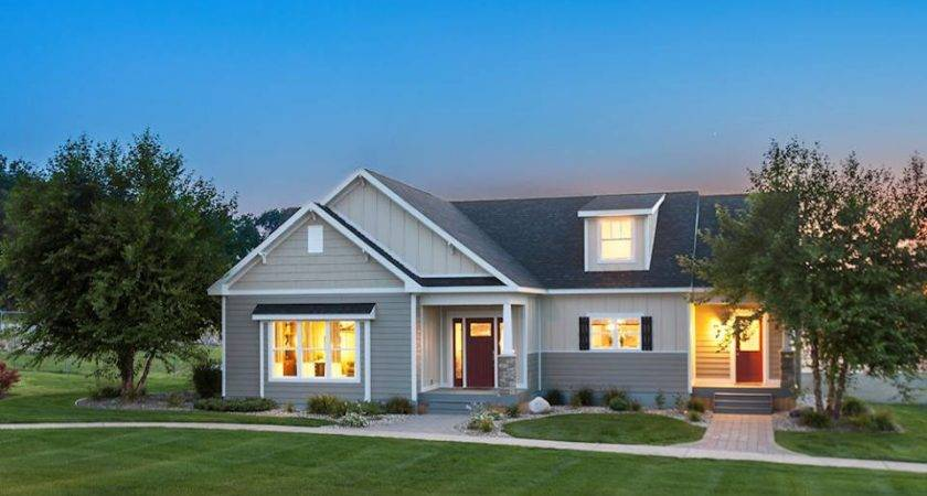 Craft Horizon Model Michigan Custom System Built Home Builder