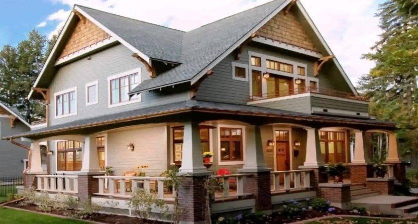 Craftsman Style Homes Asheville Youtube
