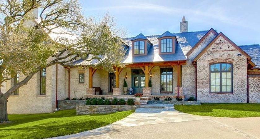 Craftsman Style Ranch Homes Interior Jewel Texas Beautiful Hill