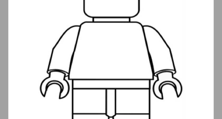 Create Your Own Lego Minifigures Printables Boys