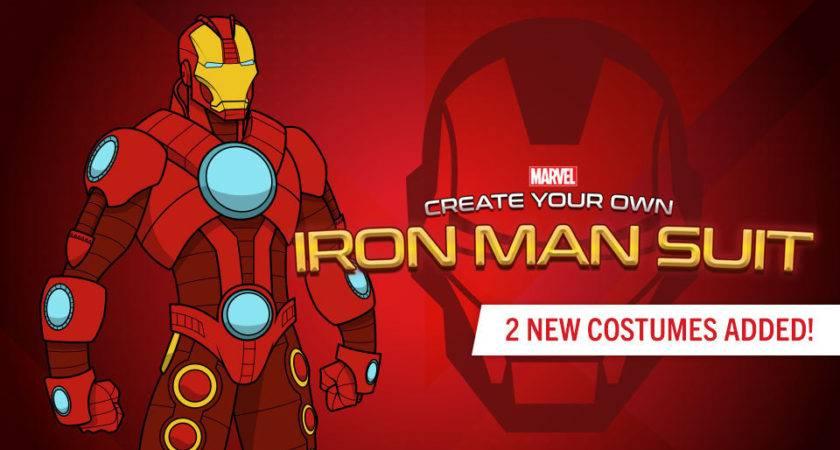 Create Your Own Super Hero Marvel