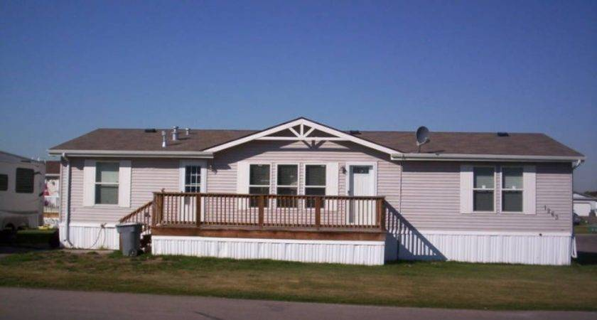Credit Refused Double Wide Mobile Home Spruce