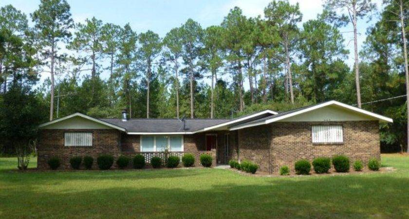 Crosby Chapel Church Baxley Home