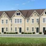 Crownsville Duplex Townhouse Style Modular Homes