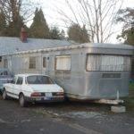 Curbside Classic Home Spartan Trailer Big Aluminum