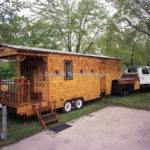 Custom Built Rolling Home Travel Trailer Called Wayzalot