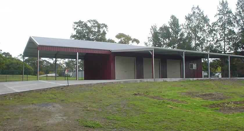 Custom Built Sheds Topline Garages
