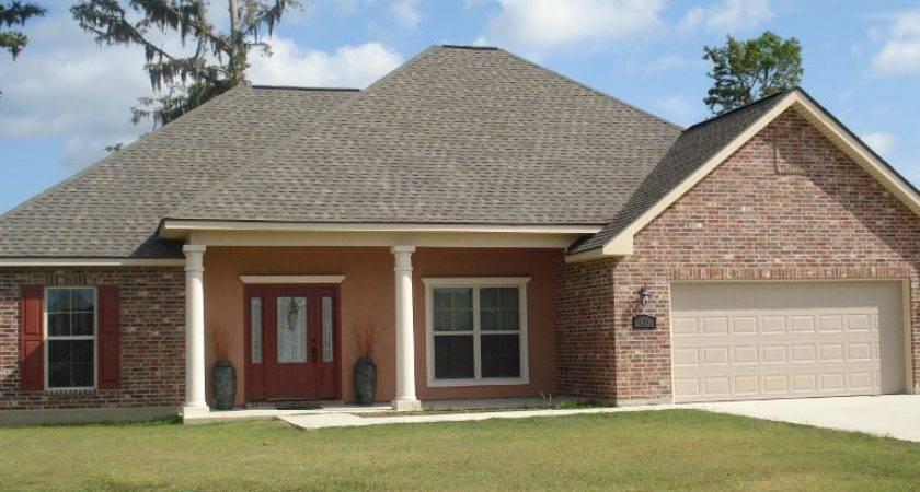 Custom Built Thibodaux Louisiana Home