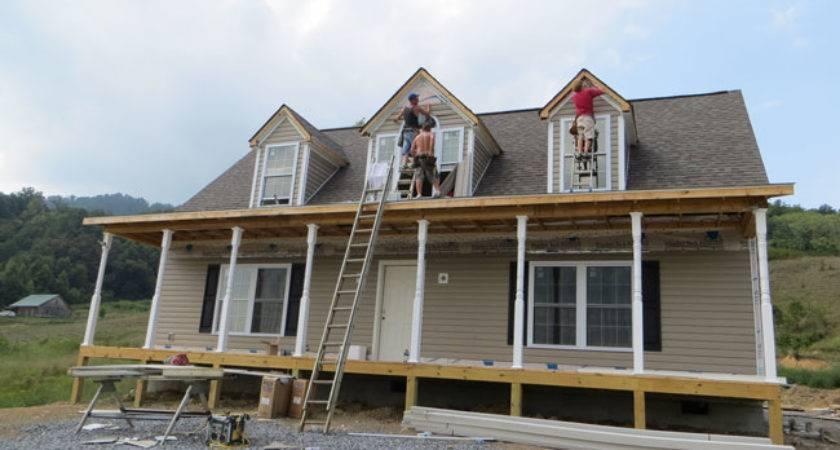 Custom Cape Cod Modular Home Greeneville Customsmart Homes