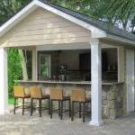 Custom Carpentry Cabanas Pool Houses