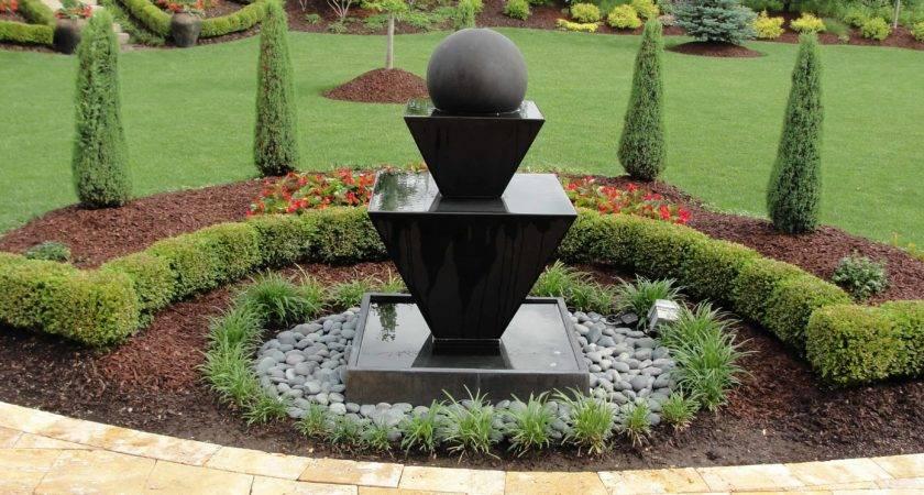 Custom Garden Fountains Statuary Kansas City