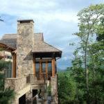 Custom Home Mountain Top Golf Lake Club Cashiers Sadlon