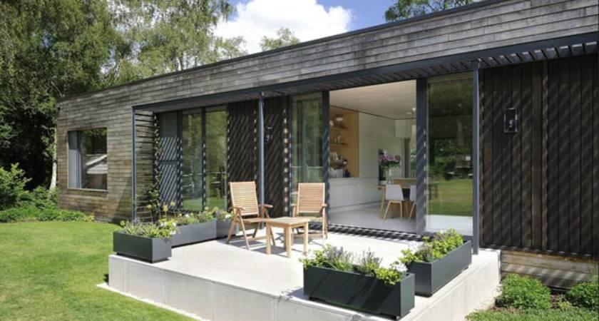 Custom Mobile Home Looks More Like Regular House