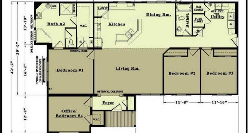 Custom Modular Home Floor Plans