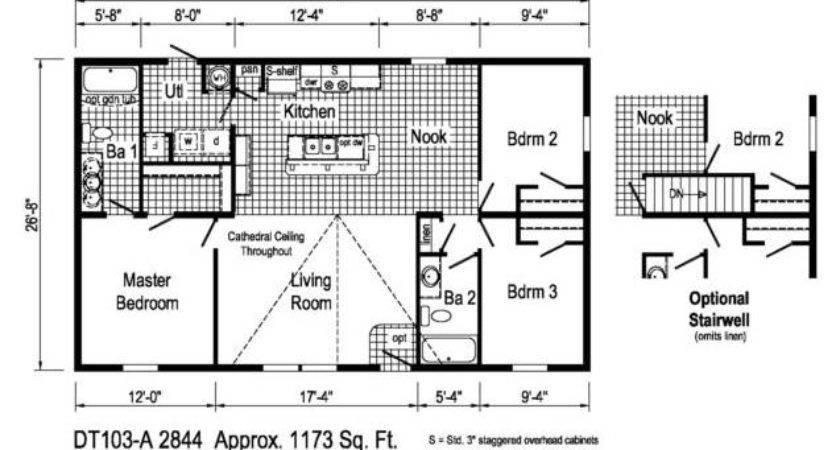 Custom Modular Home Sale Madison Floor Plan