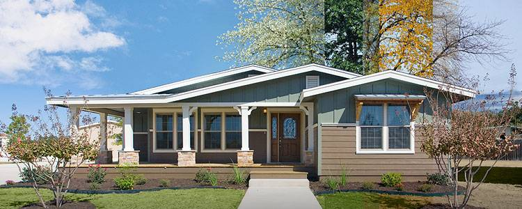 Custom Modular Homes California Modern Home