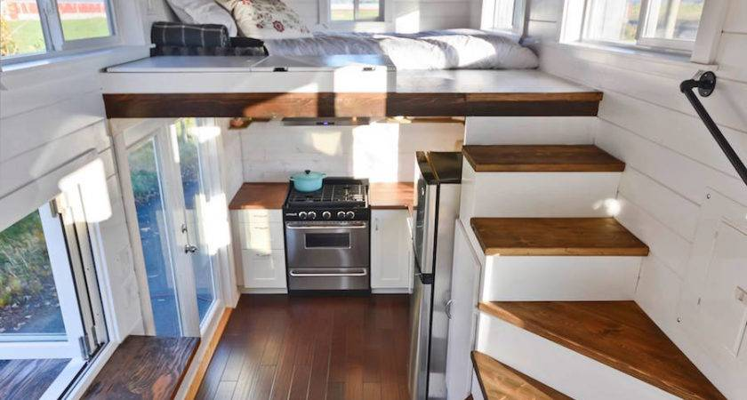 Custom Tiny Living Home House Swoon