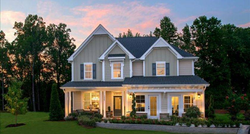 Cypress Meadow Raleigh New Homes