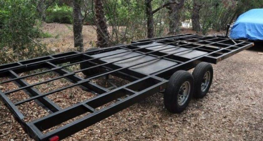 Danielasonoio Mobile Home Trailer Frame