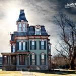 Davenport House Michigan Historical Marker