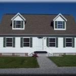 Daye Modular Homes Cape Model