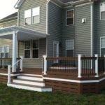 Deck Skirting Idea Love Horizontal Slats