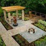 Decor Beautiful Small Yard Design Home Landscaping