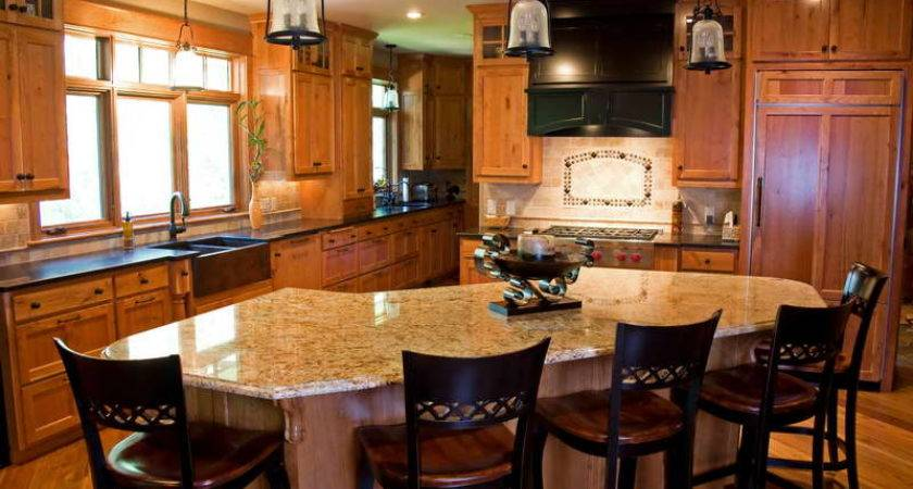 Decorating Ideas Kitchens Granite Countertops
