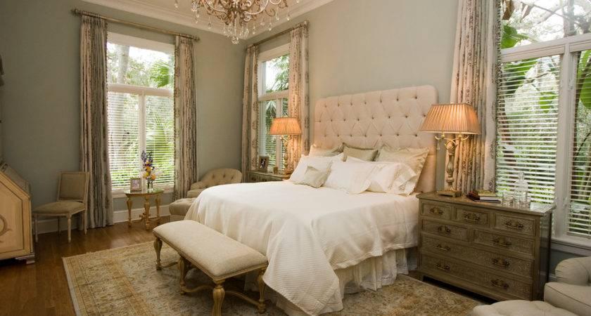 Decorating Traditional Master Bedroom Renovation