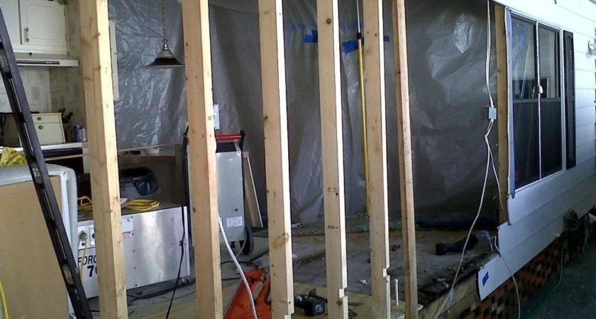 Delightful Mobile Home Wall Construction Gaia