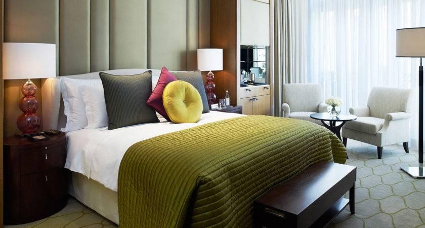 Deluxe King Room Luxury Hotel Rooms London Corinthia