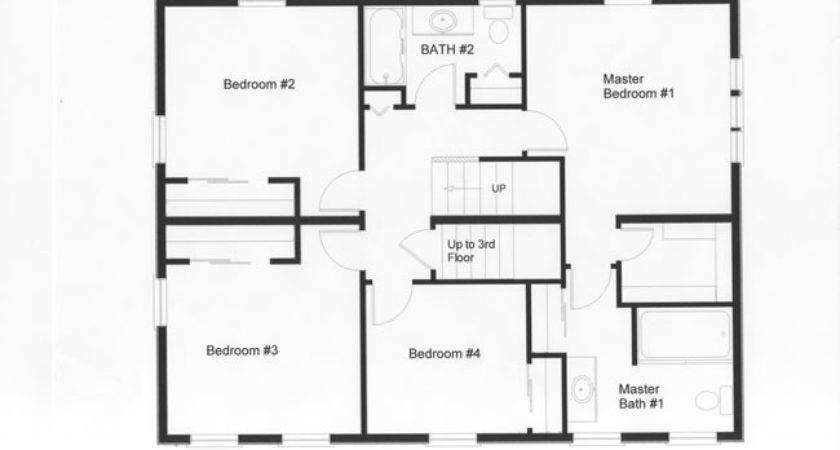 Designed Modular Floor Plan Provides Bedrooms Second
