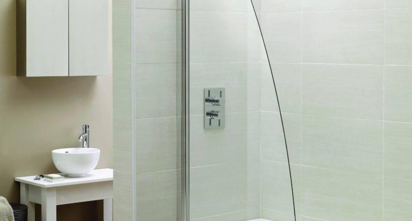 Designer Sail Glass Bath Shower Screen