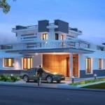 Designs Model House Leelavathi Enclave