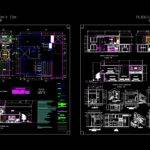 Detachedhouse Dwg Files House Plans