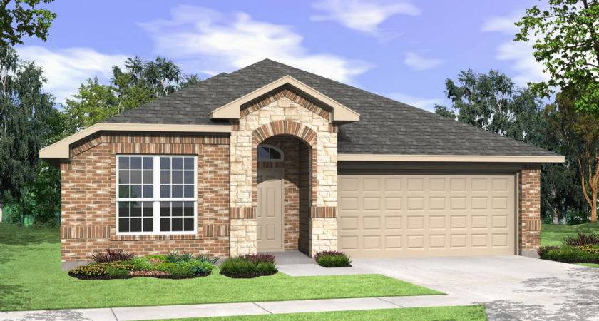 Dfw Home Builders Impression Homes