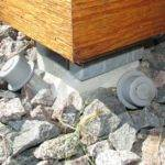 Diamond Pier Footings Revisited Structure Tech Home Inspections