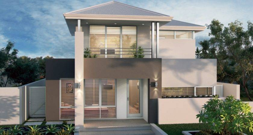 Diaz Double Storey Designs Broadway Homes