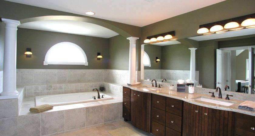 Different Styles Bathroom Lighting