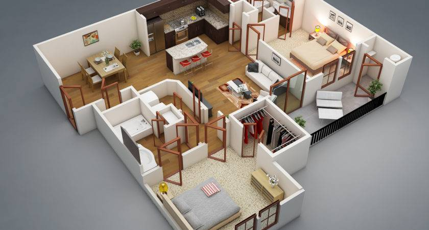 Displaying Simple House Plan Bedrooms