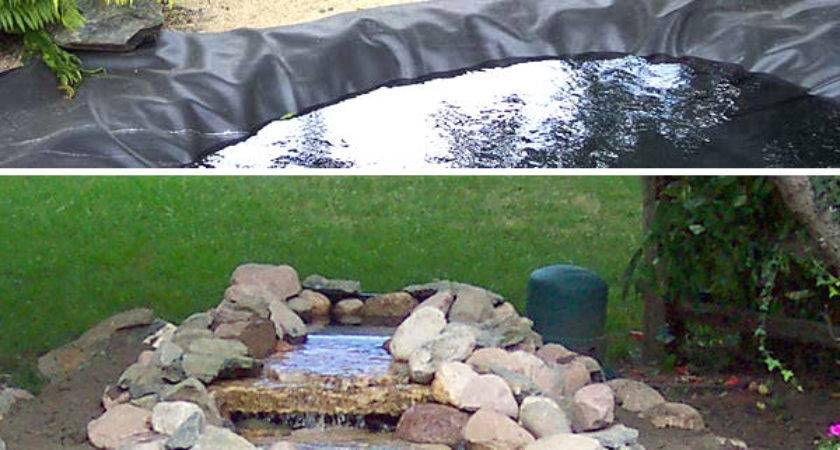 Diy Garden Waterfall Projects Glove
