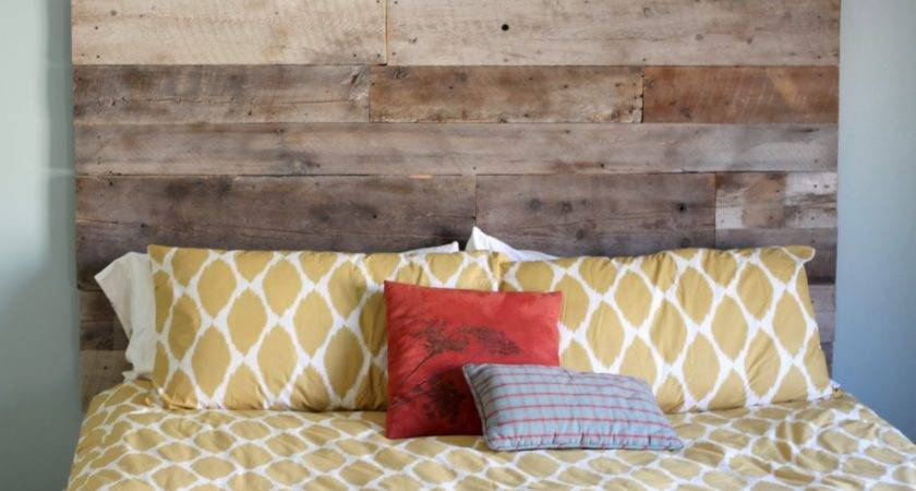 Diy Headboard Ideas Modern Magazin