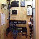 Diy Home Network Closet Abraham Farris