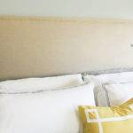 Diy Upholstered Headboard Doesn Look Withheart