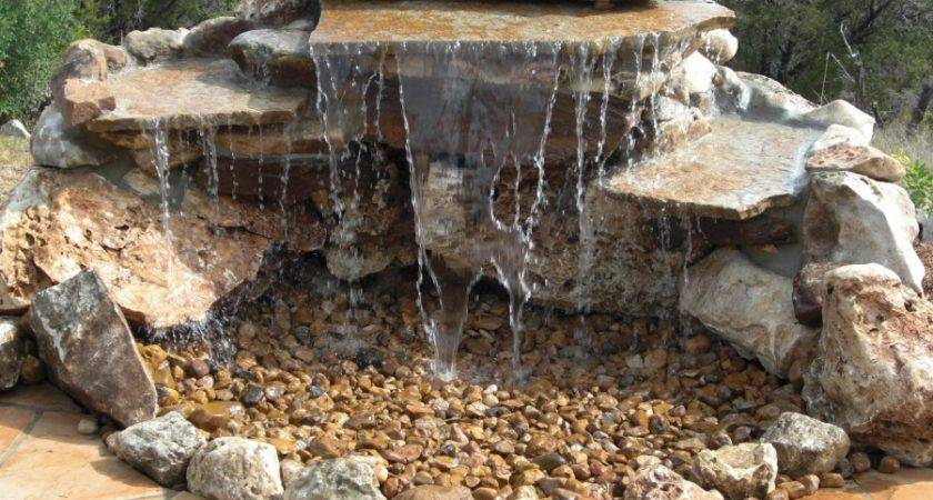 Diy Water Features Whoot