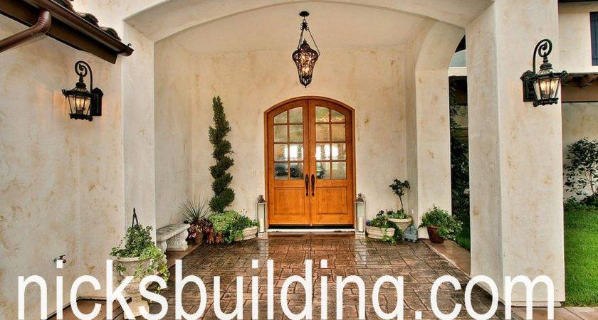 Doors Arched Arch Top Front Radius Sale