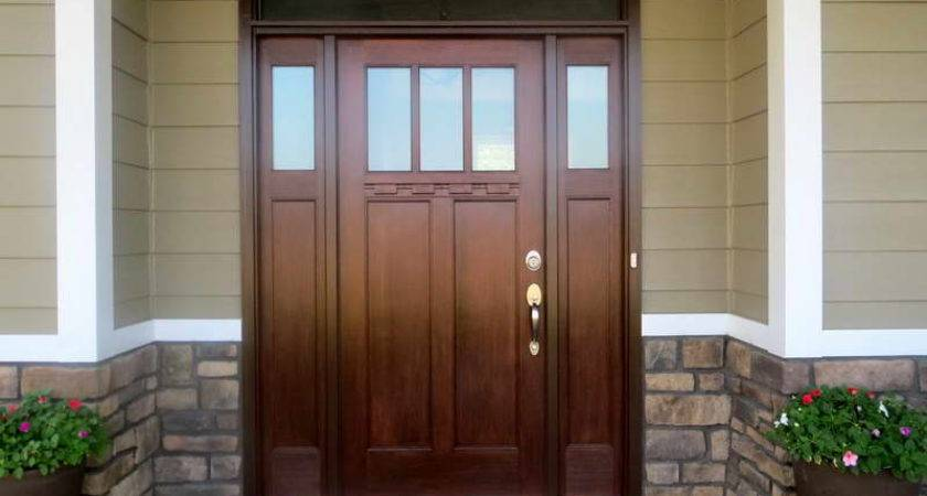 Doors Mission Style Front Exterior Sale Michigan