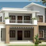 Double Floor Home Design Kerala Architecture House