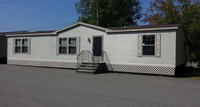 Double Single Wides Showcase Homes Maine Bangor