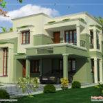 Double Storey House Design Likewise Kerala Home